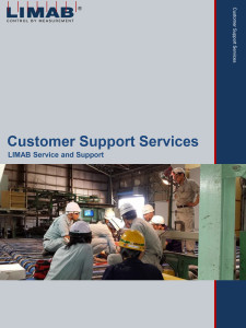 Download LIMAB Service Brochure