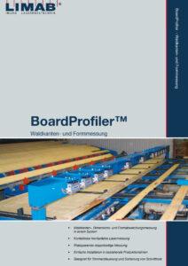 Datablatt BoardProfiler