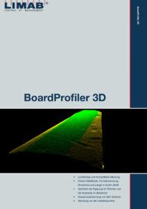 Datablatt BoardProfiler 3D