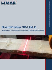 Datenblatt BoardProfiler 3D LH/LD