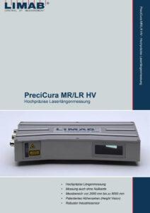 Datenblatt PreciCura MR/LR HV