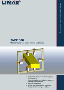 Datenblatt TMS1000 1D