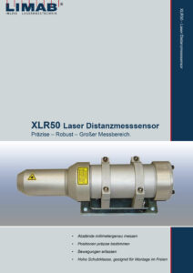 Datenblatt XLR50